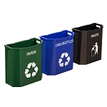 Handler Triple Recycling Station