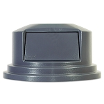BRUTE Dome Top Lid for 55-gallon Waste Containers