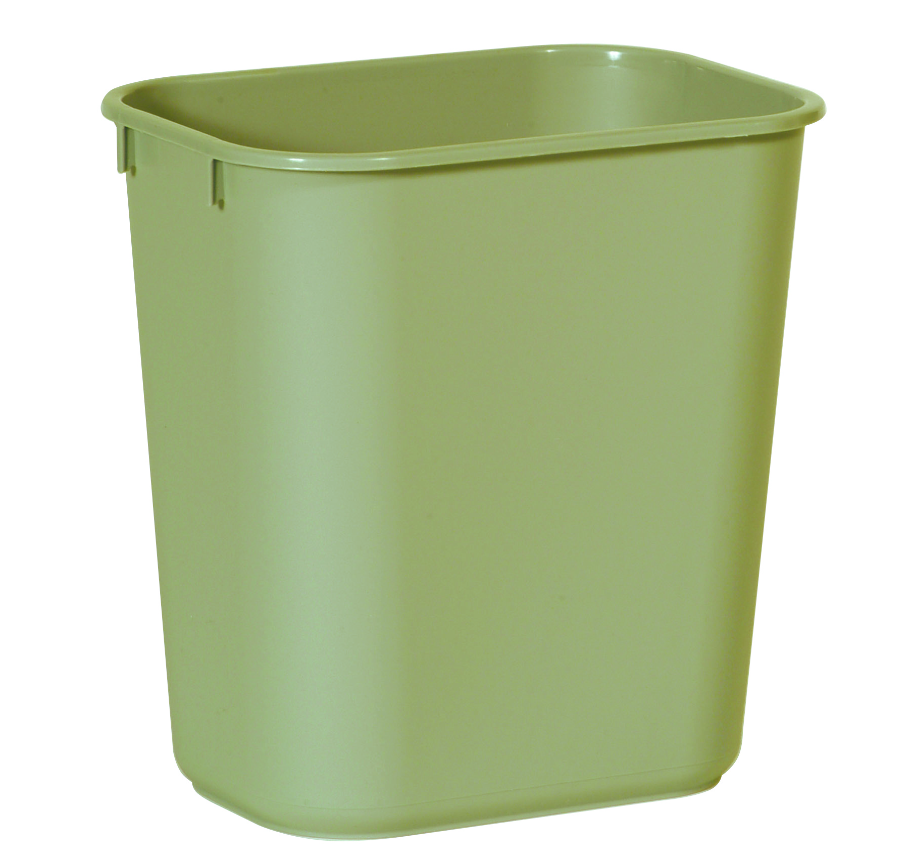 Small Plastic Wastebasket Recycle Away