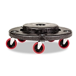 BRUTE Quiet Dolly, 250lb Capacity
