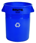 20-Gallon BRUTE Recycling Container
