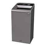 Configure Landfill Container in Gray - 23 Gallon