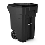65 Gallon Wheeled Trash Can