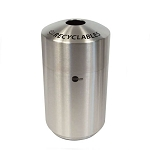 Envirospin Recycle Receptacle - 20 Gallon
