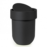 Touch Waste Can with Lid, Pack of 2