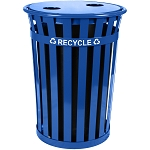 Oakley 36 Gallon Recycling Container