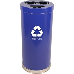 The Recycle Cylinder Three-Stream 24 Gallon
