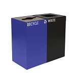 GeoCube Two-Stream Recycling Station