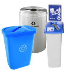 Recycling Bins for Paper