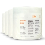 Wellness Wipes  4-rolls per case