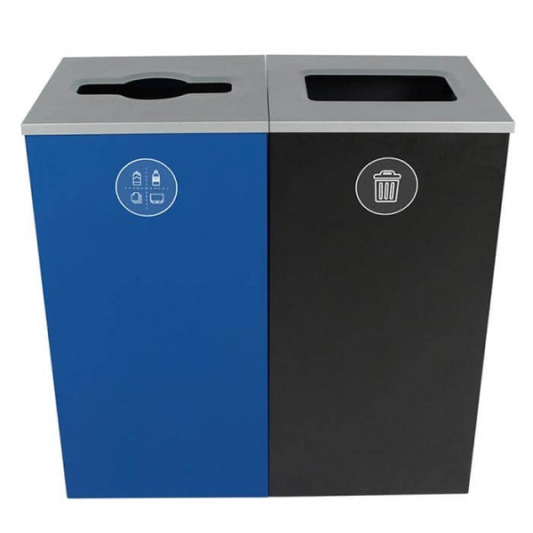 Spectrum Two-Stream Double Cube Recycling Station
