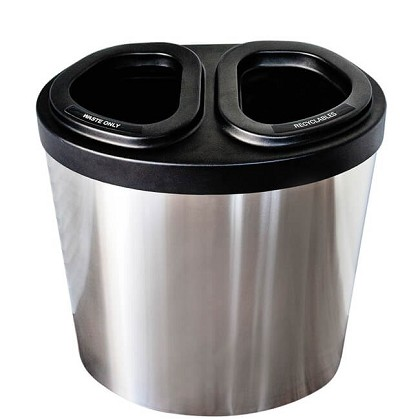 Kovah VALUE Series - Stainless Steel Recycling Container