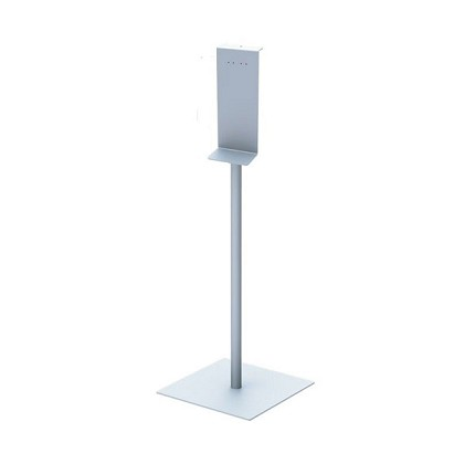 Hand Sanitizer Dispenser Stand with Mounting Plate