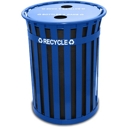 Oakley 50 Gallon Recycling Container