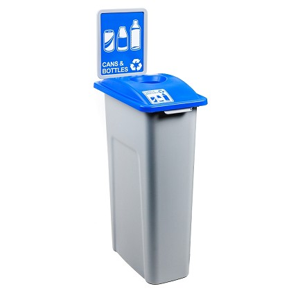 Large Simple Sort Recycling Container