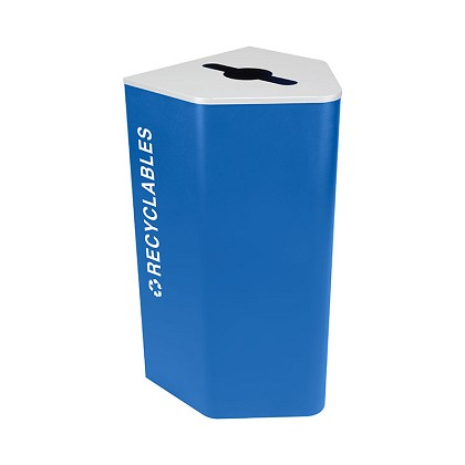 Kaleidoscope One-Stream Arc Recycling Container