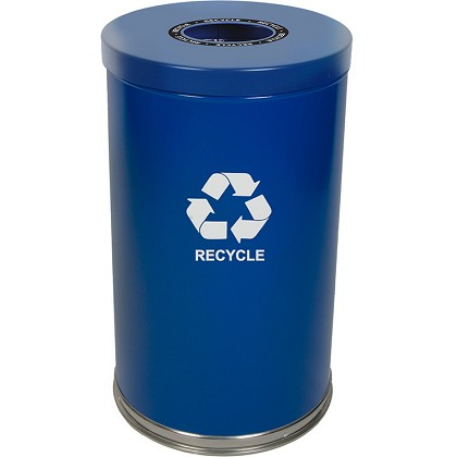The Recycle Cylinder Single-Stream